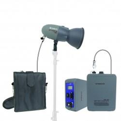 Torche autonome avec générateur Grillo 400 watts ACDC