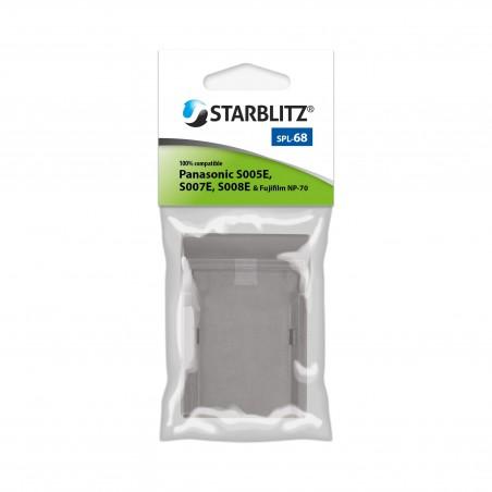 PLACA para Starblitz SB-007 / Panasonic CGA-S007E/DMW-BCD10