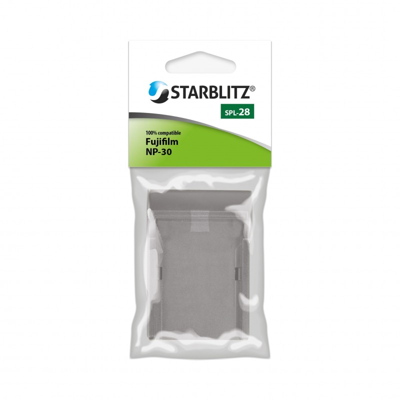 Plaque de charge pour batterie Starblitz SB-FJ95 / Fujifilm NP-95