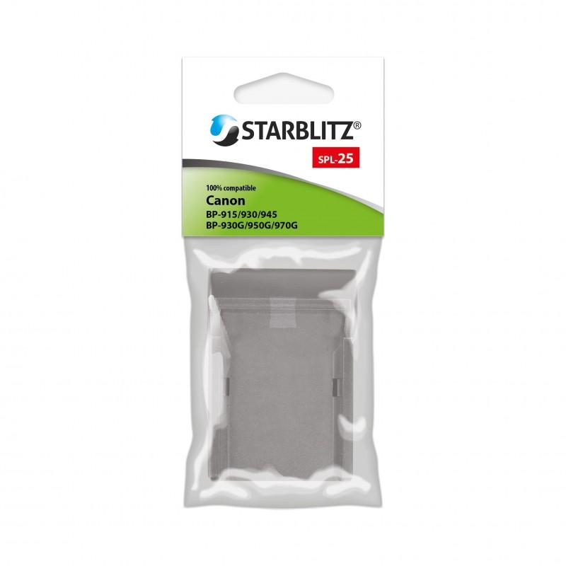 Plaque de charge pour batterie Starblitz SB-970G & SB-E5 / Canon BP-970G et LP-E5