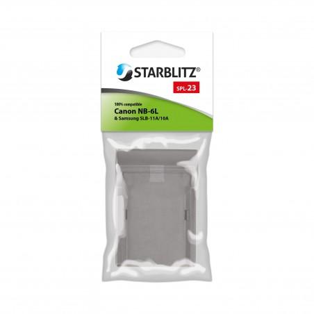 Plaque de charge pour batterie Starblitz SB-6LH / Canon NB-6LH