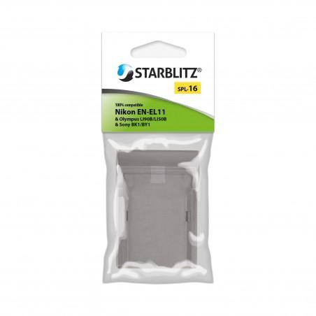 Plaque de charge pour batterie Starblitz SB-OL50B et LI92