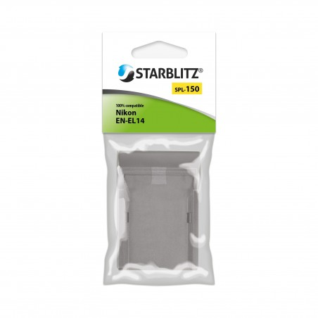 Plaque de charge pour batterie Starblitz SB-EL14 / Nikon EN-EL14