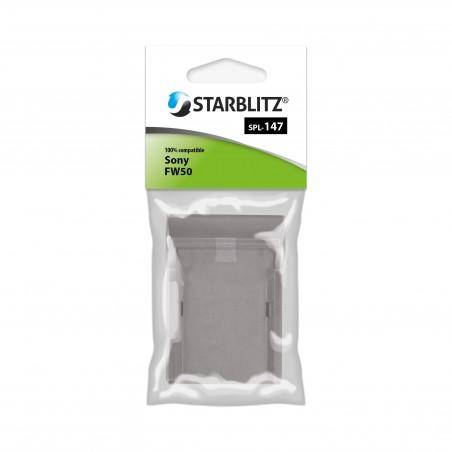 Plaque de charge pour batterie Starblitz SB-FW50 / Sony NP-FW50