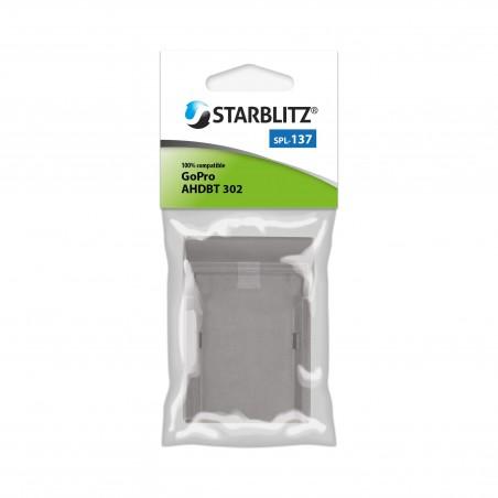 PLATE for Starblitz SB-GP302 & SB-GP401 / GoPro AHDBT-302 & AHDBT-401