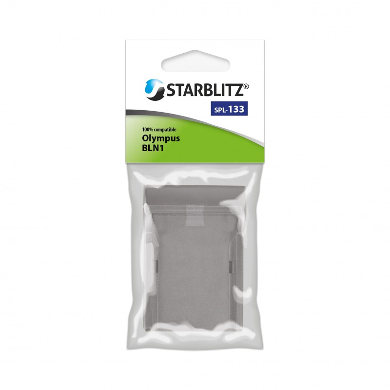 Plaque de charge pour batterie Starblitz SB-OLN1 / Olympus PS-BLN1