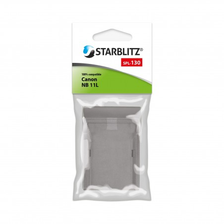 Plaque de charge pour batterie Starblitz SB-11L / Canon NB-11L