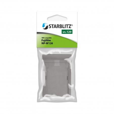 Plaque de charge pour batterie Starblitz SB-FW126 / Fujifilm NP-FW126