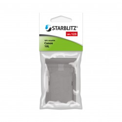 Plaque de charge pour batterie Starblitz SB-10L / Canon NB-10L