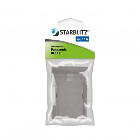 Plaque de charge pour batterie Starblitz SB-LC12 / Panasonic DMW-BLC12+
