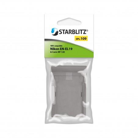 Plaque de charge pour batterie Starblitz SB-EL19 / Nikon EN-EL19