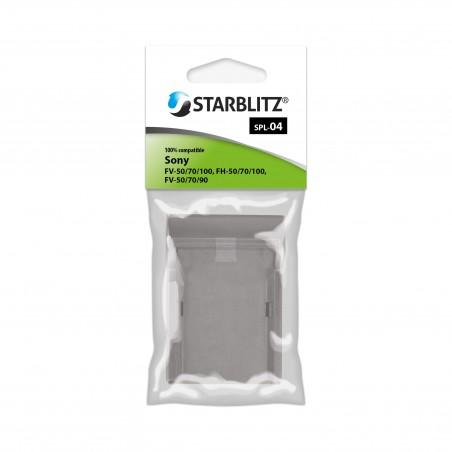 PLATE for Starblitz SB-FV100 / Fujifilm NP-FV100