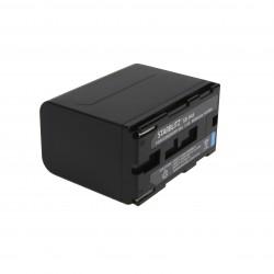 Bateria recarregável de iões de lítio compatível com Canon BP-945