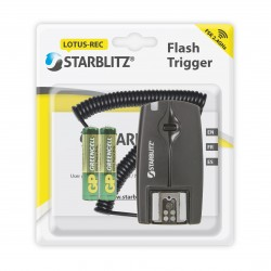 Additional receiver for flash trigger LOTUS