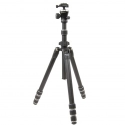 Carbon fiber Tripod with extensible column TSC 264+