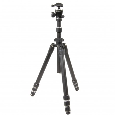 TSC264+ Ultimate carbon travel tripod kit with extensible column