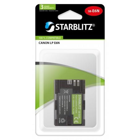 Batterie rechargeable compatible Canon LP-E6N