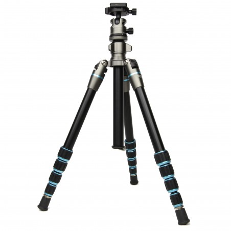 3 in 1 tripod: tripod, monopod, nordic sticks (x2)