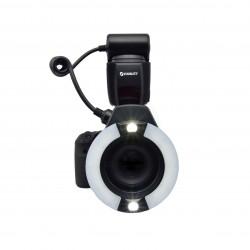 Flash annulaire pour Canon ou Nikon 14 Guides