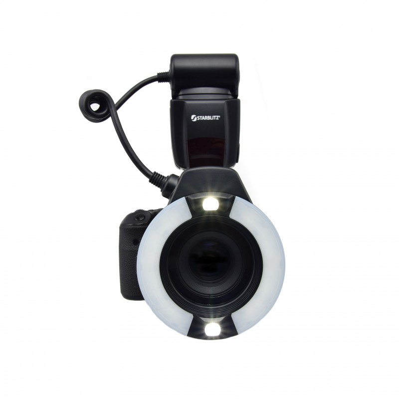 Flash annulaire macro pour Canon ou Nikon 14 Guides