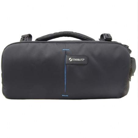 Shoulder bag with high capacity PLUMBER 400