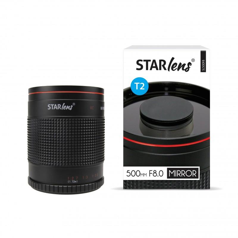 StarLens 500mm Preset