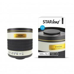 Starlens SL500F63 Objectif catadioptrique monture T 500mm F6.3