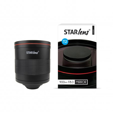 Starlens SL900F8 Objectif catadioptrique monture T 900mm F8