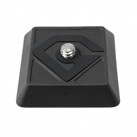Quick release plate for Starblitz TSA203P, 233P and 263P tripods