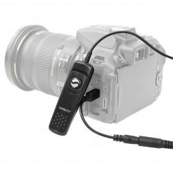 Telecomando/Disparador remoto universal com fio SRC-Mecano