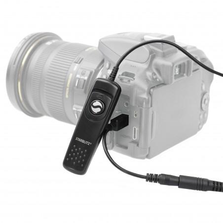 Telecomando/Disparador remoto universal com fio SRC-Mecano II