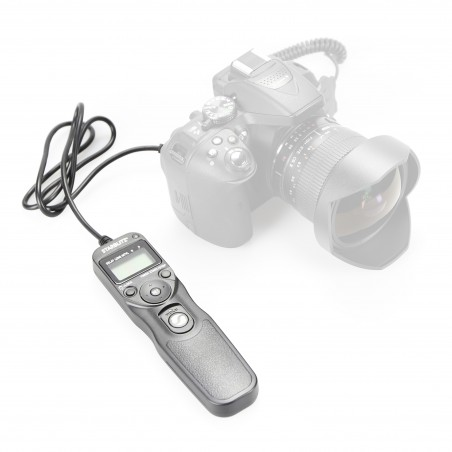 Timer Trigger ALBAII for Canon and Nikon DSLR
