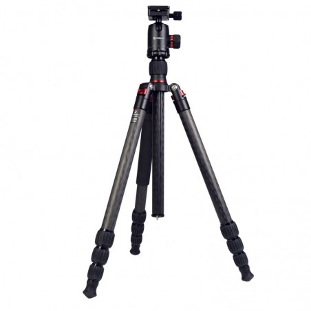TSC284B 2 in 1 Carbon Tripod Monopod Kit with ballhead