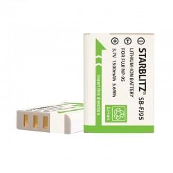 Compatible Fuji NP 95 Batterie rechargeable Lithium-ion