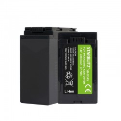 Rechargeable Lithium-ion Battery to replace Panasonic CGR-D54SH