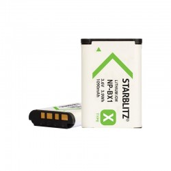 Batterie rechargeable compatible Sony BX1