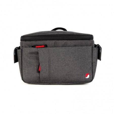 Heather gray Shoulder bag for mirrorless camera ABERDEEN 10