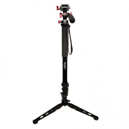 SBV-MONOKIT Video monopod with stand and hybrid head