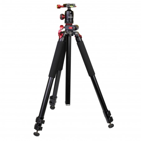 TSA253B 3 sections tripod kit with tiltable column