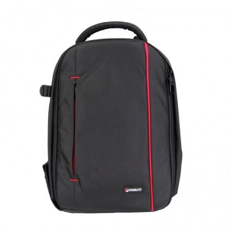 Backpack, back opening 16L STORM35