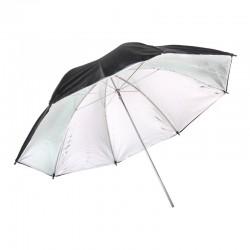 Parapluie 90cm Argent