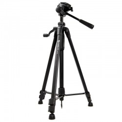 Starblitz TS190 Aluminum Tripod 3 sections with 3-way pan-tilt head