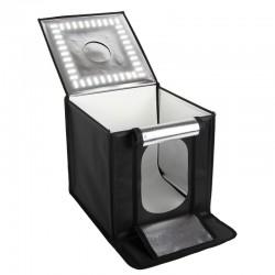 Cube de prise de vues 40cm2 (440 LED)