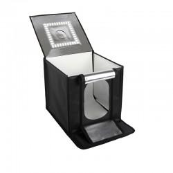 Cube de prise de vues mini studio photo 60cm3