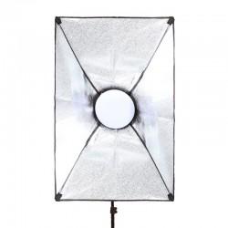 Kit complet d'éclairage continu LED pour vloggeurs
