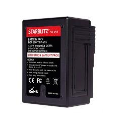Bateria Micro V-Mount Amperagem 6400mAh 95W