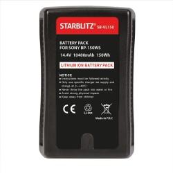 Batterie V-Mount 150Wh