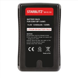 Batterie compatible V-Mount Sony BP-150W