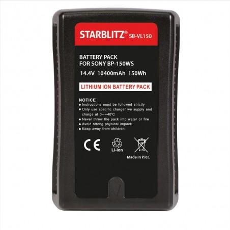 Batterie Monture V avec sortie USB et D-TAP 150 Wh