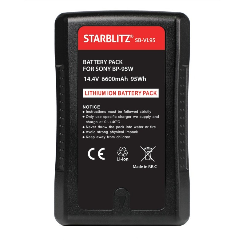 Batterie V-Mount 95Wh